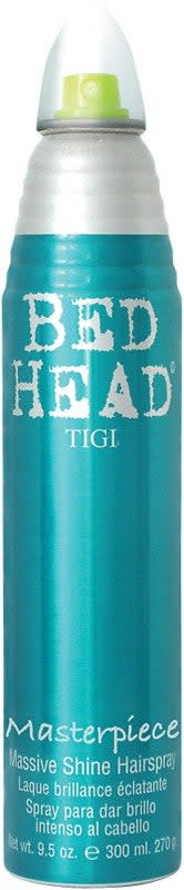 "<h3>Tigi</h3><br><strong>Dates:</strong> May 10 – May 30<br><strong>The Deal: </strong>BOGO 50% off on styling and finishing products<br><strong>Promo Code:</strong> No code needed<br><br><em>Shop</em> <a href=""https://www.ulta.com/brand/tigi"" rel=""nofollow noopener"" target=""_blank"" data-ylk=""slk:ulta.com"" class=""link rapid-noclick-resp""><strong><em>ulta.com</em></strong></a><br><br><strong>Tigi</strong> Masterpiece Shine Hairspray, $, available at <a href=""https://go.skimresources.com/?id=30283X879131&url=https%3A%2F%2Fwww.ulta.com%2Fbed-head-masterpiece-shine-hairspray%3FproductId%3DxlsImpprod4750021%23locklink"" rel=""nofollow noopener"" target=""_blank"" data-ylk=""slk:Ulta Beauty"" class=""link rapid-noclick-resp"">Ulta Beauty</a>"