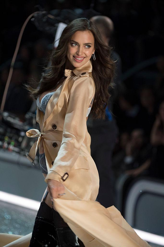 97d5c5611d7 Irina Shayk Reportedly Is Pregnant and Walked the Victoria s Secret ...