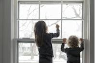 "<p>""If you have missing caulk around your windows, now is also the time to replace it,"" says Miguelez. ""Use a silicone caulk, and smooth it into the gaps to help stop air gap. Light a stick of incense on the next windy day, and put it on your window sill inside. If the smoke gutters, you still have an air gap. You can use plastic or storm windows to help solve this, or it may be time to invest in replacement windows.""</p>"