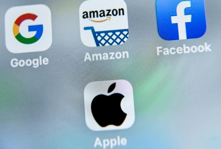Big Tech firms likely to be affected by antitrust legislation in Washington include Google, Apple, Facebook, Amazon and potentially Microsoft