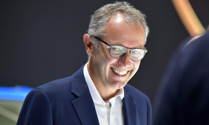 Stefano Domenicali to become new chief executive of Formula One