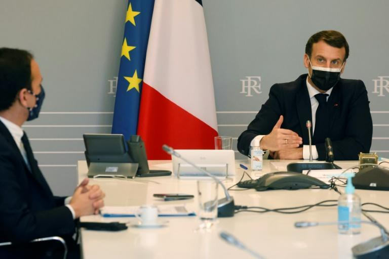 French President Emmanuel Macron pledged an extra billion euros for cybersecurity in the health sector in February