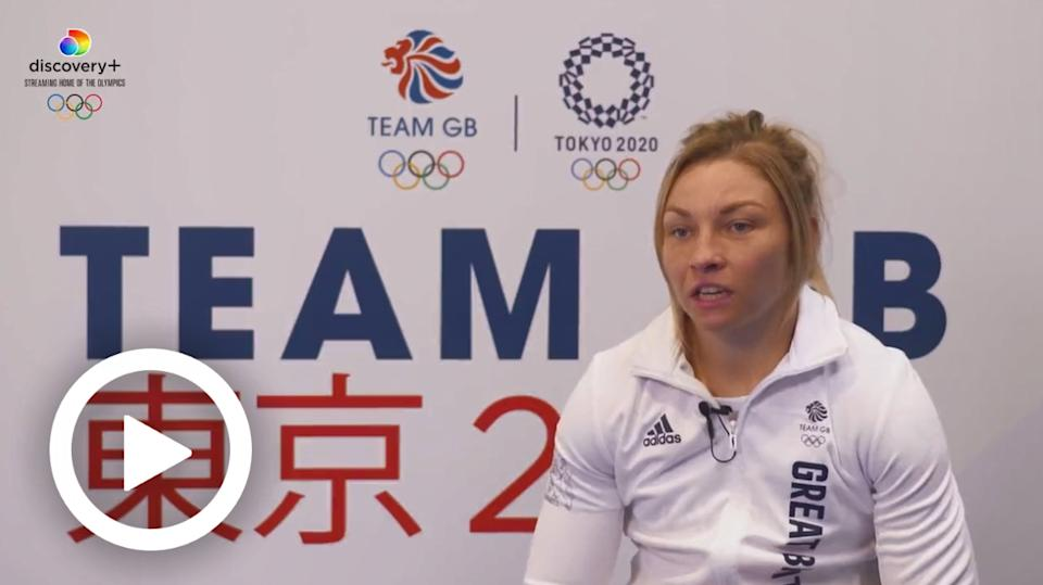 TOKYO 2020 VIDEO - 'IT'S BEEN A DREAM OF MINE SINCE I WAS EIGHT' - LAUREN PRICE RELISHING TEAM GB BOW