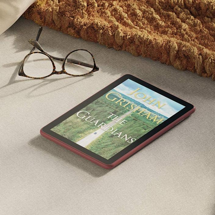 Available on June 3, Amazon's latest 8-inch tablet the Amazon Fire HD 8 offers twice the storage and faster speeds than previous versions.