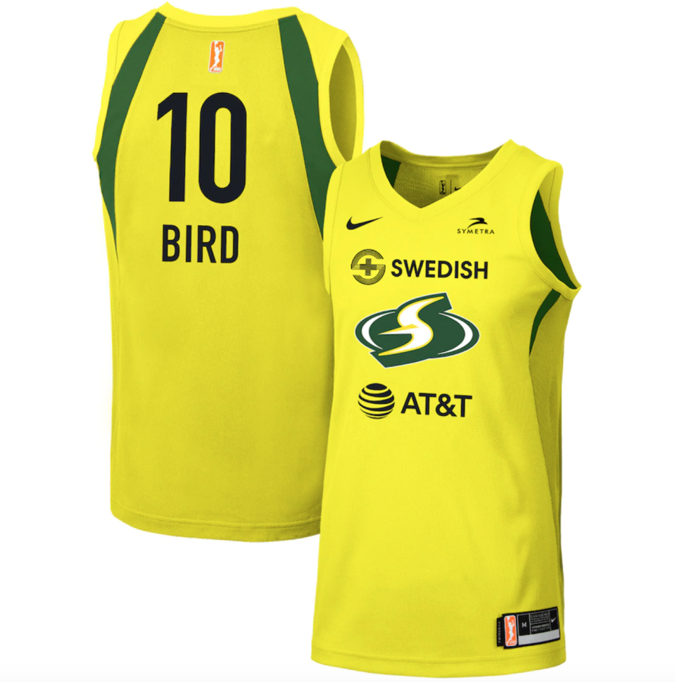 Sue Bird, Diana Taurasi and Candace Parker lead 2020 WNBA jersey sales -- shop the top 10 here