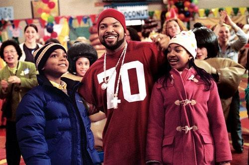 """<p>If you think being stuck in a house with loud kids is uncomfortable, try being stuck in a car. In this family-friendly comedy flick, Ice Cube plays a single dude trying to impress a divorced mom by driving her two energetic schoolchildren from Portland to Canada on New Year's Eve. Show this one to your worst-behaved niece or nephew.</p> <p><a href=""""https://www.hulu.com/movie/are-we-there-yet-dedc77cb-92cb-4748-84df-007dda2b5ce1"""" rel=""""nofollow noopener"""" target=""""_blank"""" data-ylk=""""slk:Available to stream on STARZ"""" class=""""link rapid-noclick-resp""""><em>Available to stream on STARZ</em></a></p>"""
