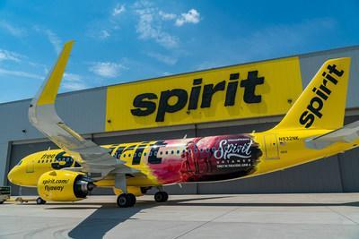 """DreamWorks Animation's """"Spirit Untamed"""" Hitches a Ride on Spirit Airlines for Summer 2021"""