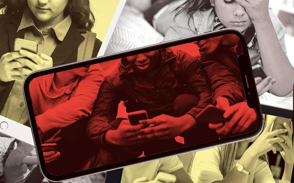 Teens are exposed to unlimited brutal online porn