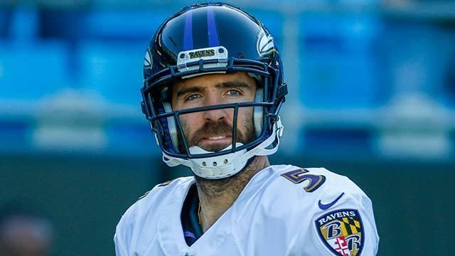 NFL Network Insider Ian Rapoport reports on the Baltimore Ravens' decision to trade quarterback Joe Flacco to the Denver Broncos once the league year begins in March.