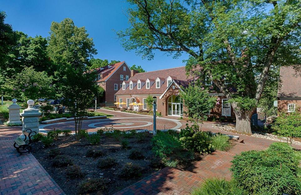 """<p><strong>Established in</strong> <strong>1772</strong></p><p><strong>Location: Winston-Salem, North Carolina</strong></p><p>Salem College is the <a href=""""https://www.salemacademyandcollege.org/history"""" rel=""""nofollow noopener"""" target=""""_blank"""" data-ylk=""""slk:oldest educational institution"""" class=""""link rapid-noclick-resp"""">oldest educational institution</a> for girls and women in the U.S. It was founded in 1772 by Sister Elisabeth Oesterlein as a boarding school. In 1866, it was renamed Salem Female Academy, and in 1890, it began offering college degrees. </p>"""