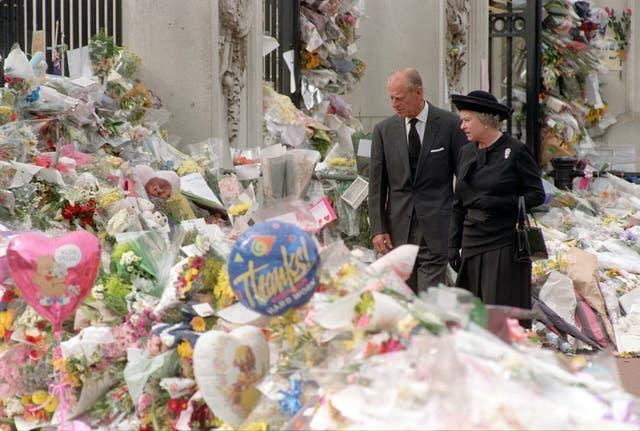 Flowers for Diana, Princess of Wales