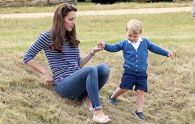 Kate stayed there for three days when she was pregnant with Prince George. Photo: Getty Images