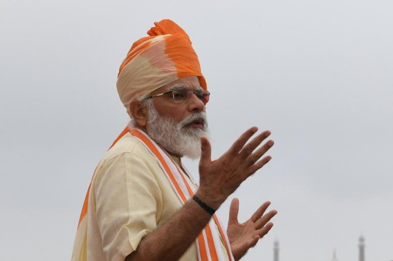 Indian PM Modi's Twitter account hacked