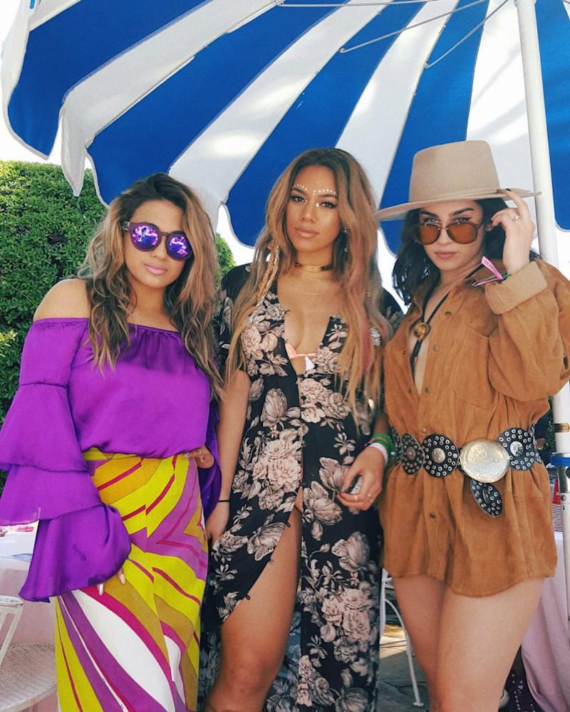 Charli XCX, Fifth Harmony Host Galore Coachella Parties