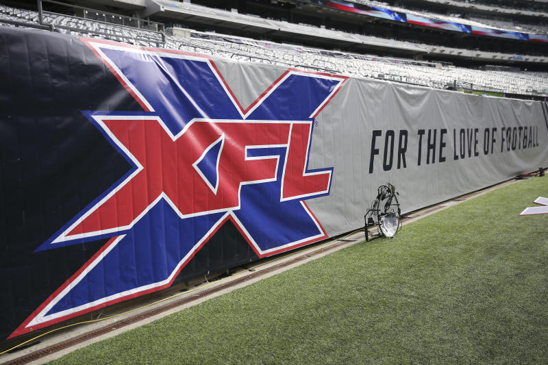 XFL Files For Bankruptcy, Lost '10s Of Millions' Due To COVID-19