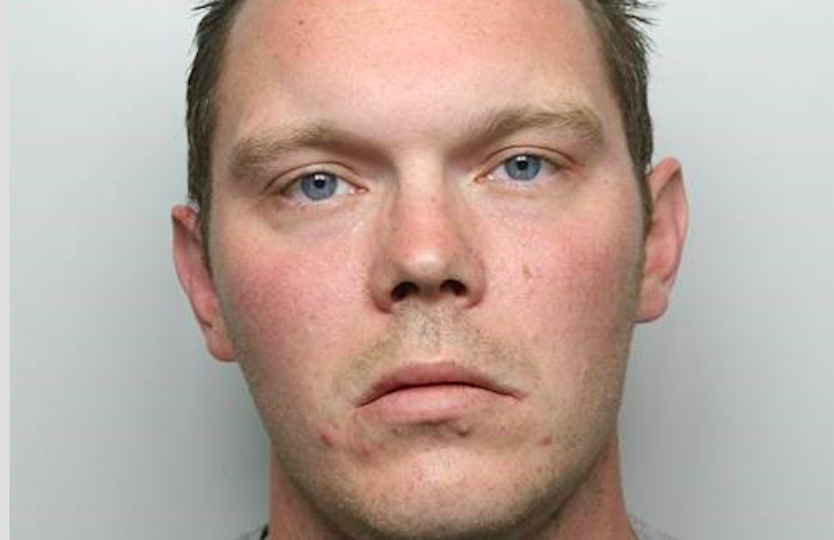 Jonathan Plummer was sentenced to two years in prison. (West Yorkshire Police)