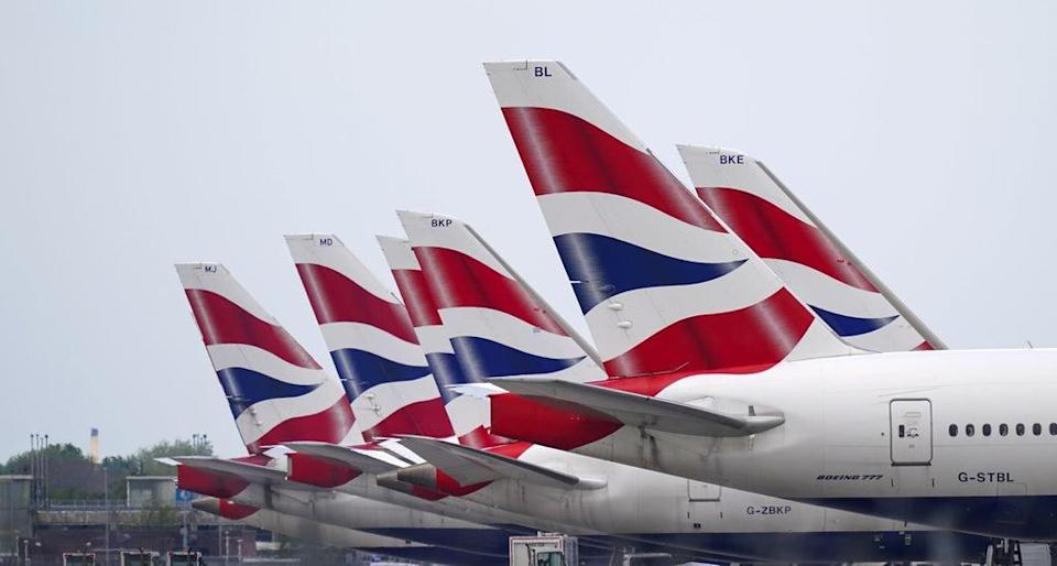 Mr Shapps said tests could be available as people walk through airports such as Heathrow (Steve Parsons/PA) (PA Wire)