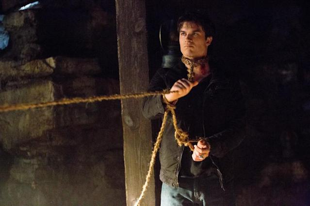 """Down the Rabbit Hole"" -- Ian Somerhalder as Damon"