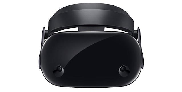 Samsung's Odyssey headset and Microsoft's Windows Mixed Reality software make for a potent introduction to virtual reality.