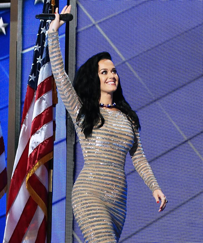 Watch Katy Perry Get Naked At The Polls In This Hilarious -3770
