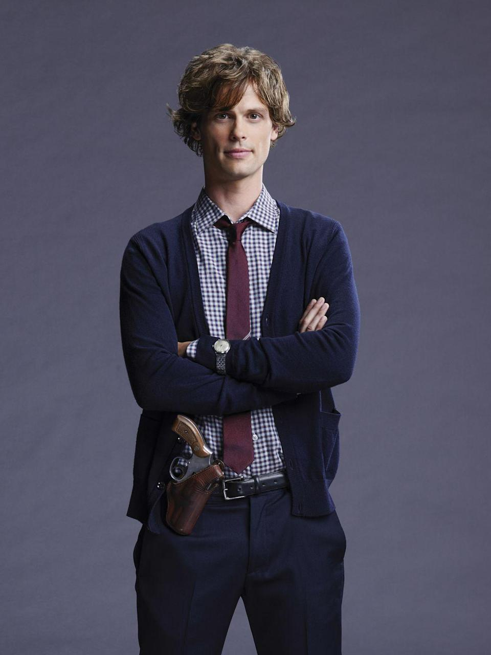 """<p>Dr. Spencer """"Spence"""" Reid is a supervisory special agent with the BAU and one of <em>Criminal Minds</em> most long-standing characters. The fast-talking genius is known for his high IQ, statistics skills, and his ability to read 20,000 words per minute. Basically, if you're after a killer, Reid is someone you definitely want on your team. Just don't get him started on one of his rants!</p><p>Matthew Gray Gubler has appeared in <em>500 Days of Summer, RV, Alvin and the Chipmunks</em>, and more films. He's also had success directing several episodes of <em>Criminal Minds, </em>as well as some music videos for the band, The Killers.</p>"""