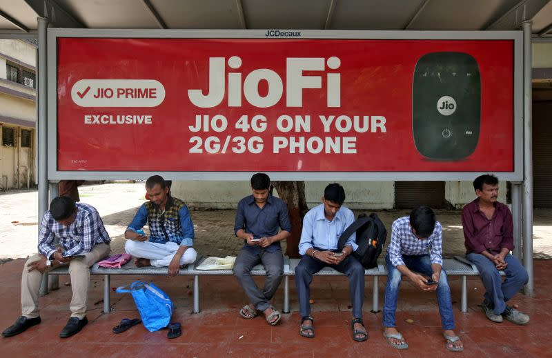 Reliance says TPG to invest $598 million in digital unit