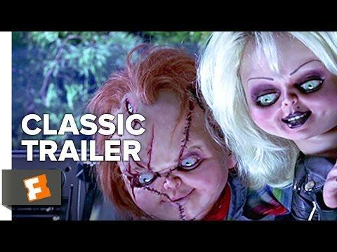 """<p>Chucky is the crass killer doll that manages to be simultaneously terrifying and comical. For many, <em>Child's Play</em> is a spooky season tradition. Although the original is not on Netflix right now, the streaming giant does offer the <a href=""""https://www.netflix.com/title/372203"""" rel=""""nofollow noopener"""" target=""""_blank"""" data-ylk=""""slk:sequel"""" class=""""link rapid-noclick-resp"""">sequel</a>, as well as this installment, <em>Bride of Chucky</em>. You'll be creeped out, weirded out, and yet rooting for the pair. Mixed feelings come guaranteed.</p><p><a href=""""https://www.youtube.com/watch?v=I-WZYQ6nABA+"""" rel=""""nofollow noopener"""" target=""""_blank"""" data-ylk=""""slk:See the original post on Youtube"""" class=""""link rapid-noclick-resp"""">See the original post on Youtube</a></p>"""