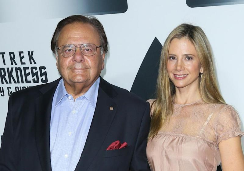 Mira Sorvino's dad Paul has commented on Harvey Weinstein after she revealed he sexually harassed her. Source: Getty