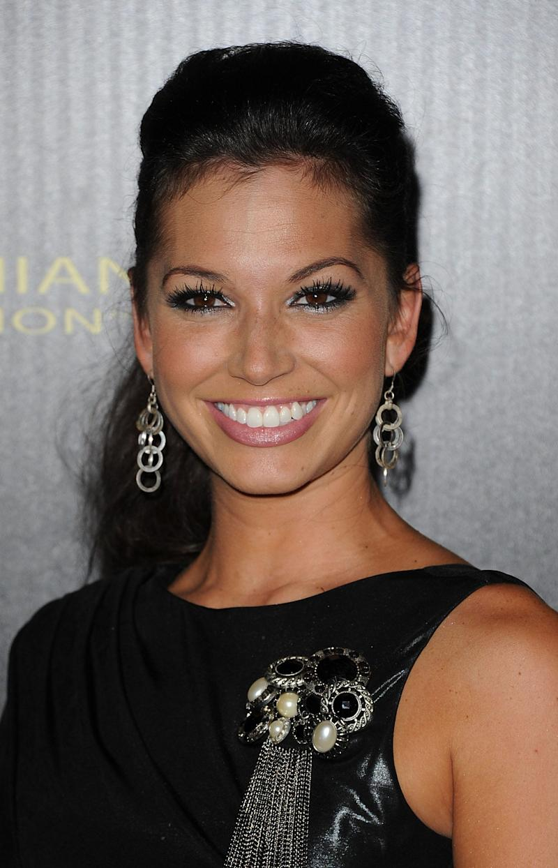 Melissa Rycroft attends the Kardashian Kollection Launch Party at The Colony on August 17, 2011 in Hollywood.