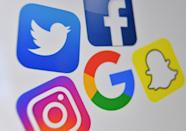 Social media firms are facing a firestorm of criticism over disinformation and harmful content, the topic of a congressional hearing
