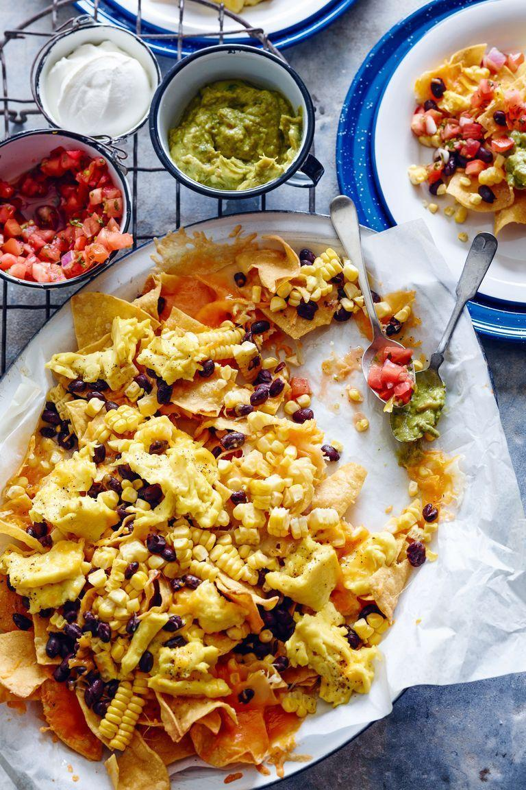 "<p>Going all out for brunch? Try these delicious nachos, topped with eggs, corn, beans, and plenty of cheese.</p><p><strong>Get the recipe at <a href=""https://www.thepioneerwoman.com/food-cooking/recipes/a78022/brunch-nachos/"" rel=""nofollow noopener"" target=""_blank"" data-ylk=""slk:What's Gaby Cooking"" class=""link rapid-noclick-resp"">What's Gaby Cooking</a>.</strong></p><p><strong><a class=""link rapid-noclick-resp"" href=""https://go.redirectingat.com?id=74968X1596630&url=https%3A%2F%2Fwww.walmart.com%2Fsearch%2F%3Fquery%3Dramekins&sref=https%3A%2F%2Fwww.thepioneerwoman.com%2Ffood-cooking%2Fmeals-menus%2Fg35993911%2Fbest-corn-recipes%2F"" rel=""nofollow noopener"" target=""_blank"" data-ylk=""slk:SHOP RAMEKINS"">SHOP RAMEKINS</a><br></strong></p>"