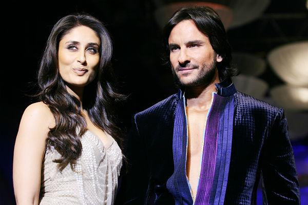 Kareena has confessed time and again that Saif is responsible for transforming her from a bubbly girl to a mature elegant woman that she is now (apart from making her laugh of course). And Saif has returned his lady love the compliment by saying that she is the one who keeps the passion in their lives alive. Among them they form a perfect mutual admiration society.