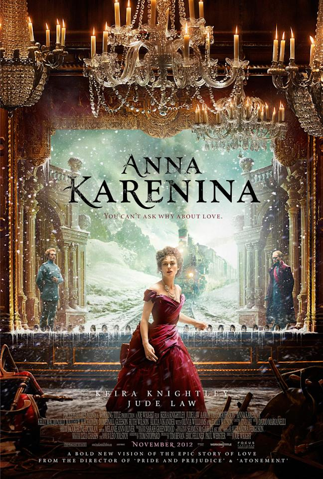 Focus Features' 'Anna Karenina' - 2012