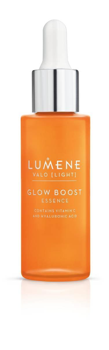 <p>You don't need to spend a lot of money to get your hands on a good face essence. Exhibit A: the <span>Lumene Valo Glow Boost Essence</span> ($13). It's a Finland import with two key ingredients: hyaluronic acid (to hydrate) and vitamin C (to improve your skin tone). You're in luck, because you can even snag this one at drugstores.</p>