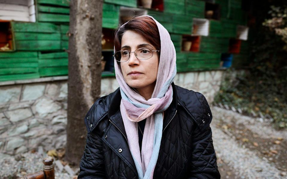 Nasrin Sotoudeh was previously arrested in 2010 - Getty Images Europe