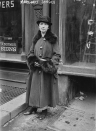 """<p>Margaret Sanger opened the first birth control clinic in America in 1916. It was illegal but her strong views on women's rights enabled her to fight for what she believed in. She first started a newspaper column in 1912 to educate women about sex, constantly fighting to make contraception easily available. Two years later, her feminist publication titled <i>The Woman Rebel</i> landed her in trouble, causing her to flee to England. She returned to the States in 1915, opening the clinic soon after. Nine days later, Margaret and her staff were arrested for providing information on contraception and giving women diaphragms. She also founded Planned Parenthood in 1921 and was known for her controversial quotes including: """"No woman can call herself free until she can choose consciously whether she will or will not be a mother."""" <i>[Photo: Instagram/thefront]</i> </p>"""