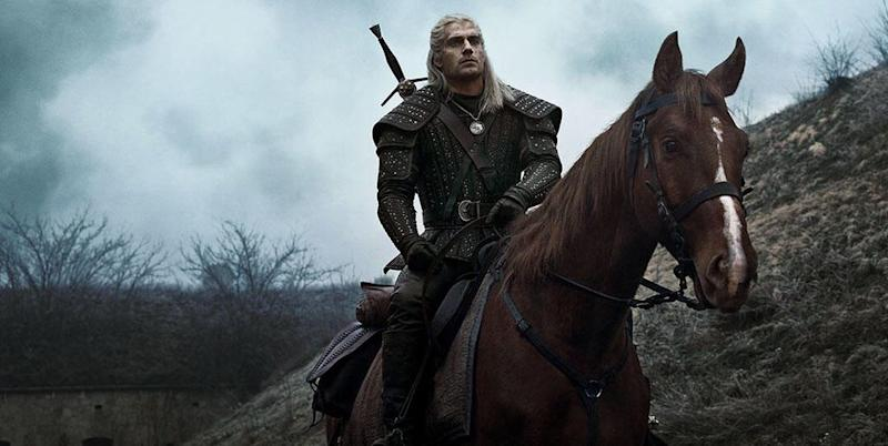 The First Trailer for Netflix's The Witcher Series Arrives