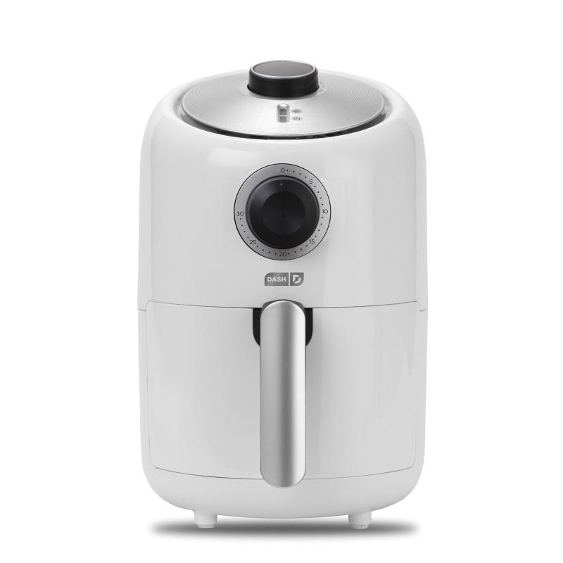 DASH Compact Air Fryer in White