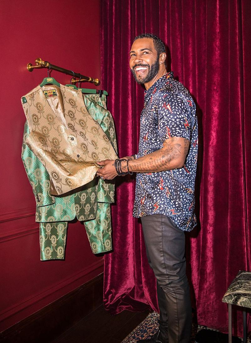 4a995d74 Omari Hardwick and Dapper Dan Know Exactly How Important the 2019 ...