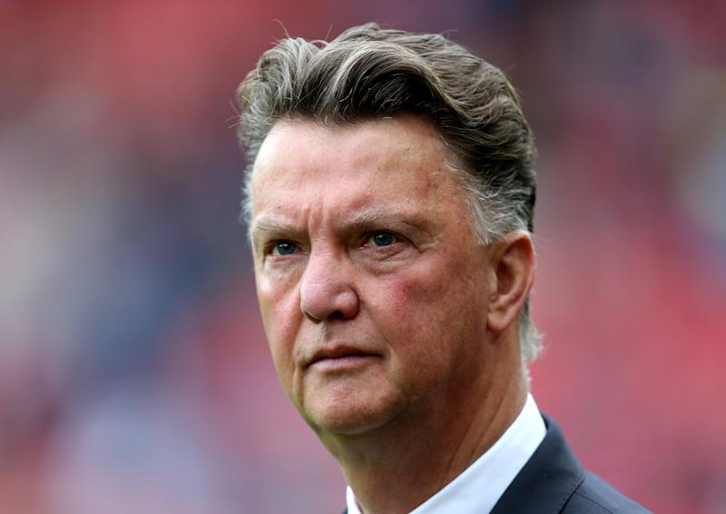 Van Gaal targets Champions League success by 2017