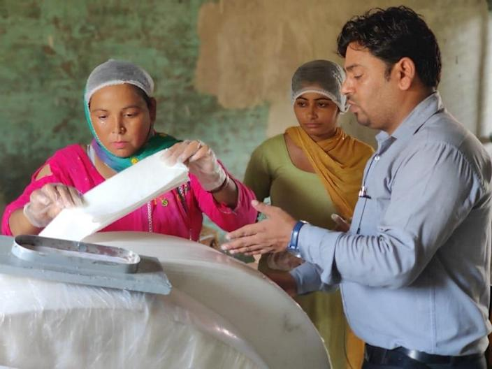 As president of the SHG, Kaur intends on leveraging the group to help local women improve their lives.