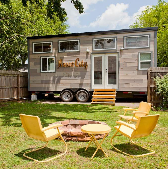 Local Rentals Homes: 10 Tiny Houses You Can Rent (or Even Buy