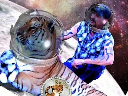 Tiger King Coin claims to have the backing of imprisoned Netflix star Joe Exotic (Tiger King Coin)