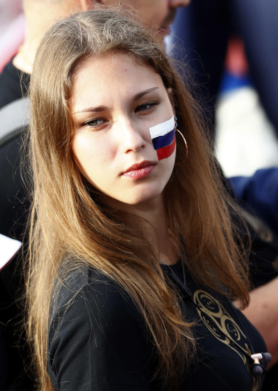 <p>Russia supporters at Fifa fan fest in Moscow, Russia on July 7, 2018.<br>(Photo by Matteo Ciambelli/NurPhoto via Getty Images) </p>