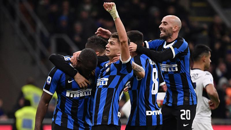 Inter-Genoa 4-0: nerazzurri scatenati, ripresa la Juventus in classifica