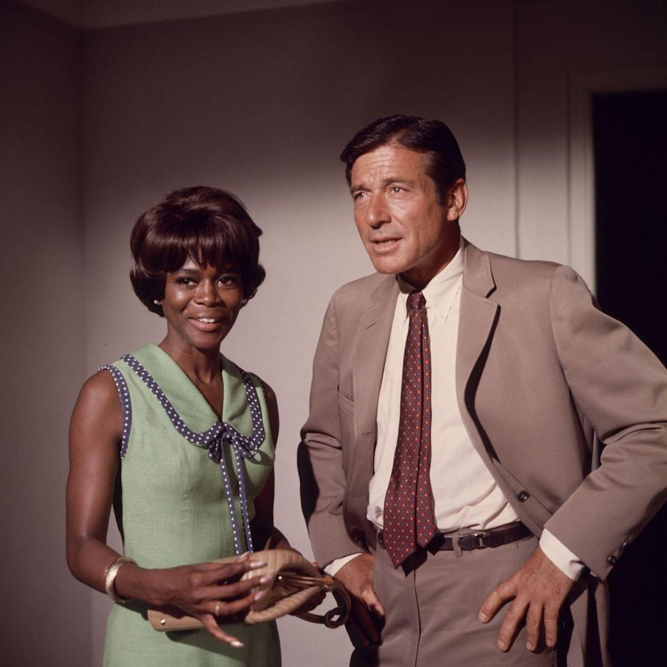 <p>Cicely stuns during a short cameo in The F.B.I, a crime procedural show during the 60s, early on in her career.</p>