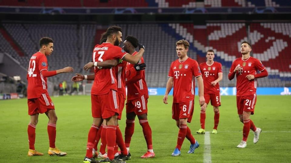 Bayern de Munique é o atual campeão da Champions League. | Alexander Hassenstein/Getty Images