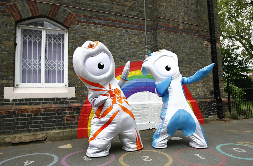 Pretty much the only thing not great about London 2012 was the mascots. What Wenlock and Mandeville were meant to be is anyone's guess, but they were far from memorable. The Usain Bolt poses did them no favours either.