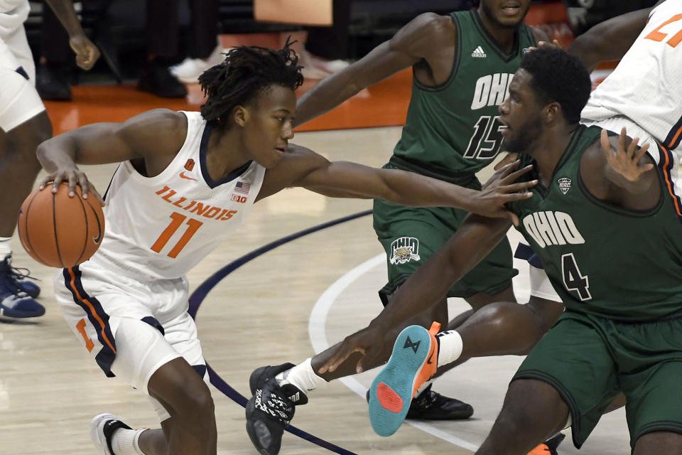Dosunmu Scores 24 As No 8 Illinois Holds Off Ohio 77 75 More information from our data providers and their future plans. https ca movies yahoo com dosunmu scores 24 no 8 204923538 html