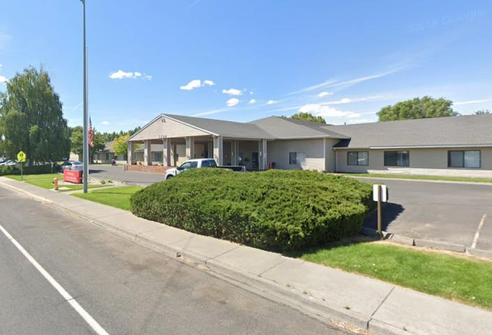 Columbia Crest Center, a nursing home in Moses Lake, Wash. (Google Maps)